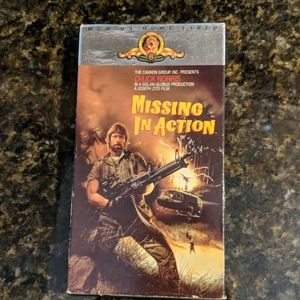 Missing in Action Chuck Norris